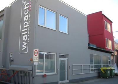 Fassadenmalerei Firmengebäude