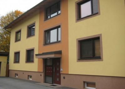 Malerei-Fassade-Fenster-Tueren